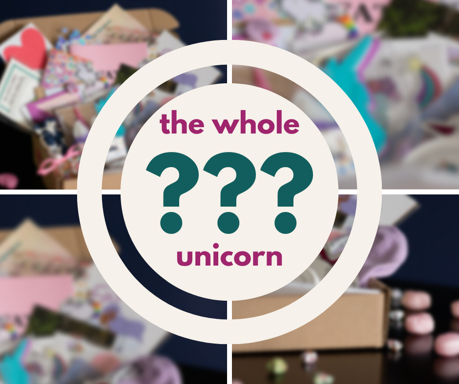 Limited Edition Body Love Box: The Whole Unicorn