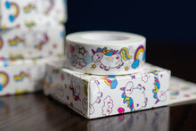 Load image into Gallery viewer, Fat Unicorn Washi Tape
