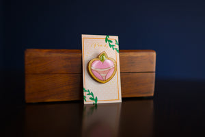 Peach Butt Pin