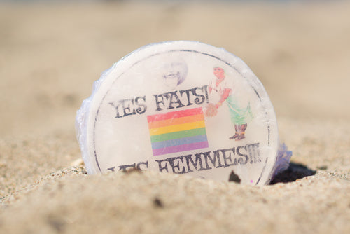 Yes Fats Yes Femmes! Soap
