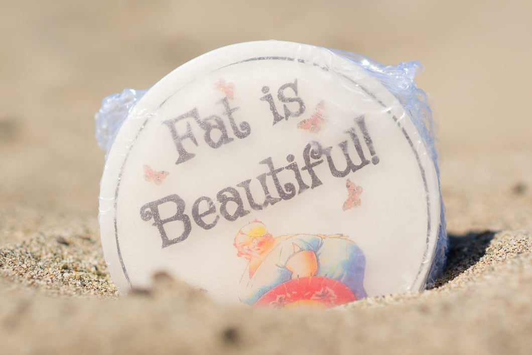 Fat is Beautiful! Soap