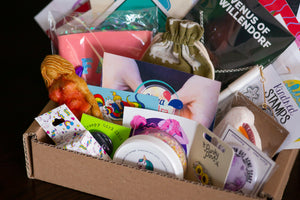 The Body Love Box: Mystery Box