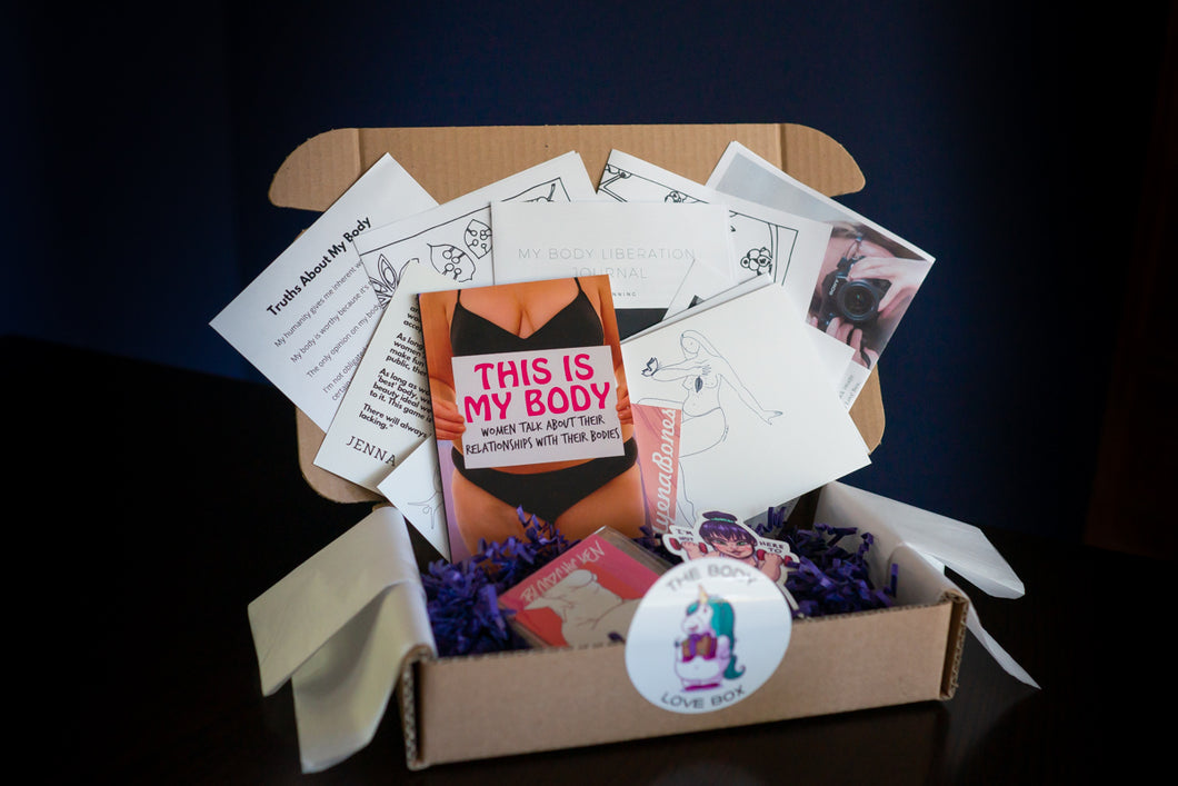 Body Love Box: This is My Body