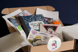 Body Love Box: Holiday Self-Care Kit