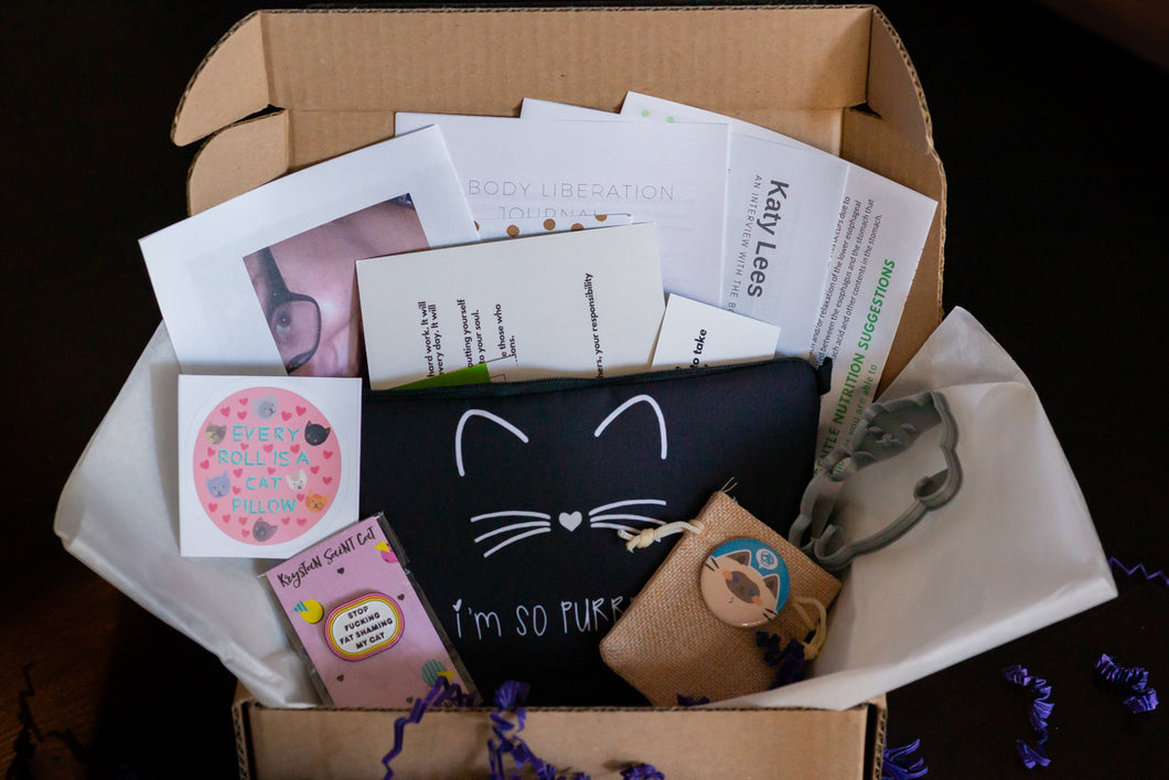 Body Love Box: Fat Cats