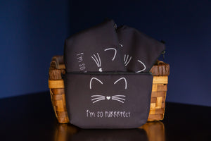 Purrrrrfect Cosmetic Bag