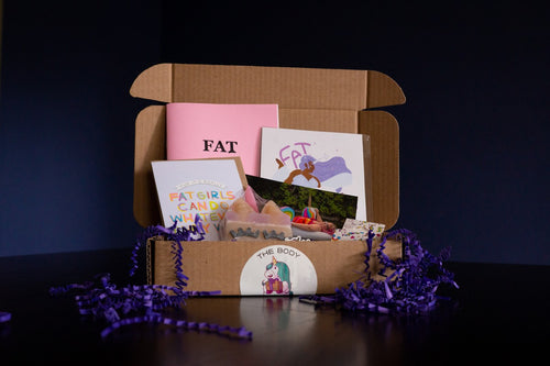 Body Love Box: Fat Unicorns
