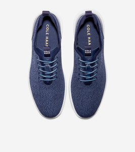 Cole Haan- Grand Plus Essex Distance Oxford- denim