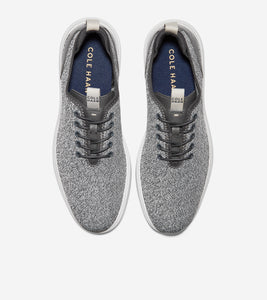 Cole Haan- Grand Plus Essex Distance Oxford- ironstone