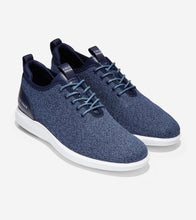 Load image into Gallery viewer, Cole Haan- Grand Plus Essex Distance Oxford- denim