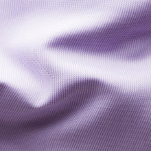 Load image into Gallery viewer, Eton- Textured solid, lavender dress shirt