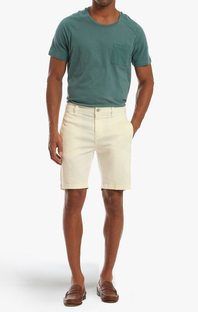 34 Heritage- NEVADA- NATURAL soft touch shorts