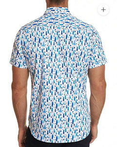 Robert Graham- PALMETTO short sleeve shirt