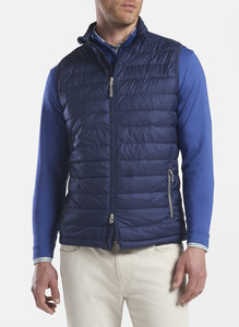 Hyperlight Quilted Vest- Navy