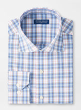 Load image into Gallery viewer, PETER MILLAR- Peterson Performance Poplin Sport Shirt- Crown Crafted