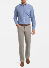Load image into Gallery viewer, Peter Millar- Ultimate Sateen Five-Pocket Pant- Gale Grey