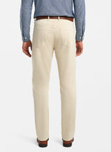 Load image into Gallery viewer, Peter Millar- Ultimate Sateen Five-Pocket Pant- Sand