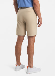 Peter Millar- Shackleford Performance Short- Beech Wood