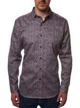 Load image into Gallery viewer, Rodd and Gunn- ANATORI short sleeve, bird printed shirt