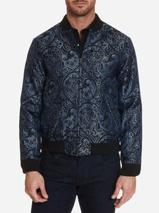 Robert Graham- THE BROX BOMBER jacket- Limited Edition
