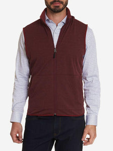Campbells Performance Vest- Red
