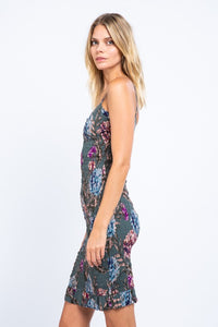 All The Flowers Dress