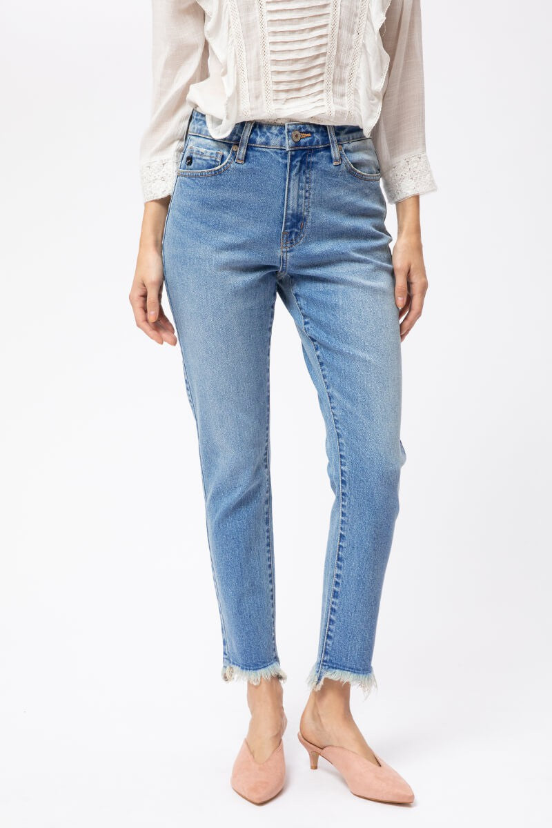 Super Fly High Rise Jean