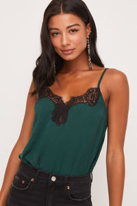 Best Lace Forward Top