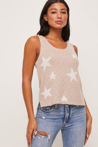 Star Knit Top