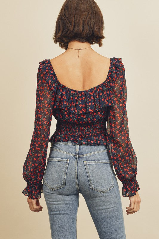 The Elizabeth Top