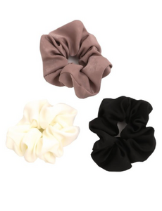 Scrunchie Neutrals Set