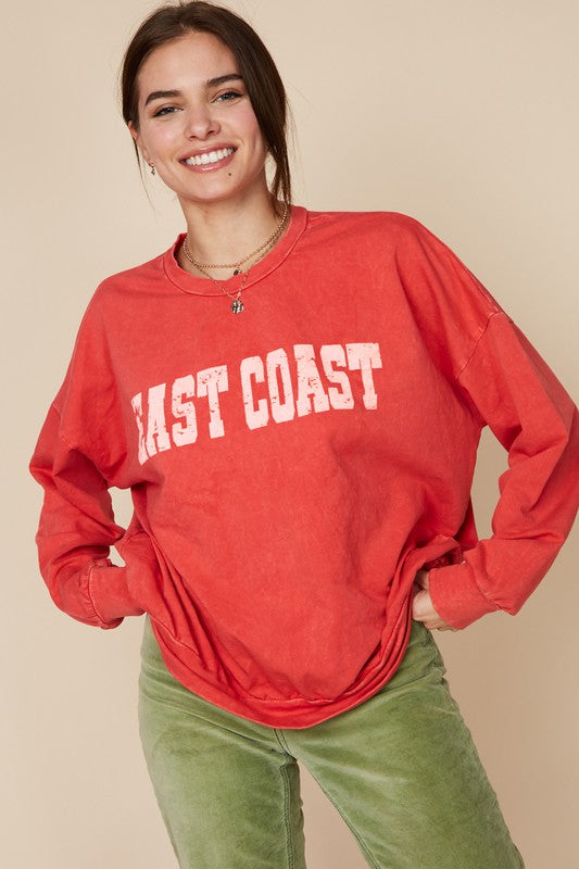 East Coast Top