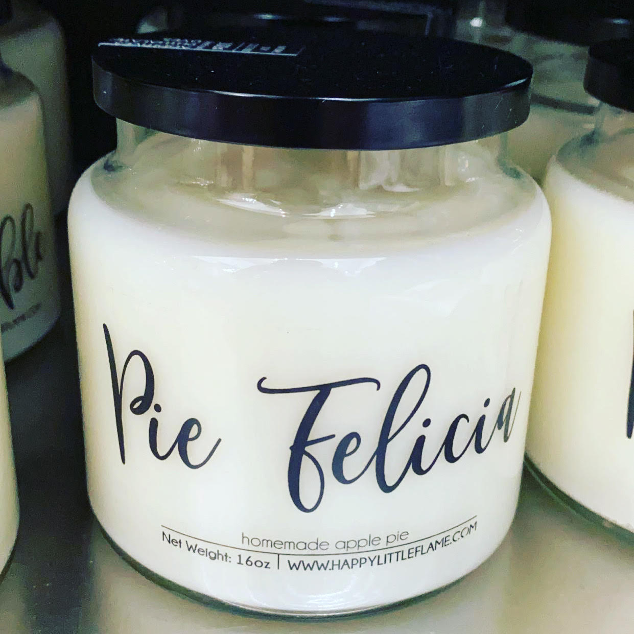 Pie Felicia Candle