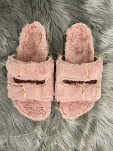 Blush Slippers