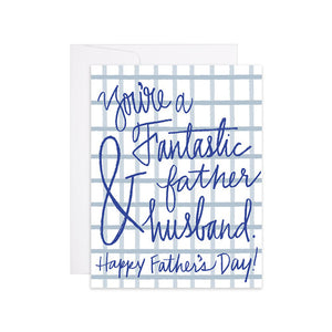 Fantastic Father Card