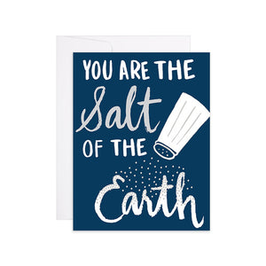 Salt of the Earth Card