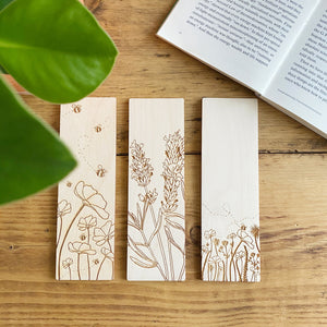 THE BEE LOVER BOOKMARK SET