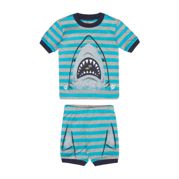 """Shark"" Summer PJ Set"