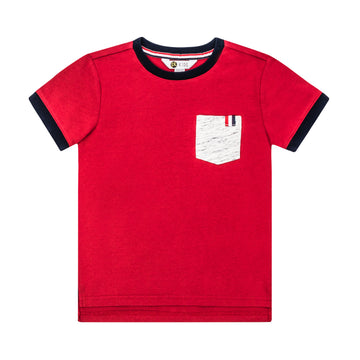 Red Ringer T-Shirt