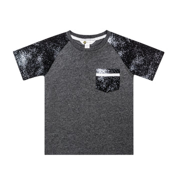 """Galaxy"" Raglan T-Shirt"