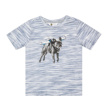 """Game of Drones"" Light Blue T-Shirt"