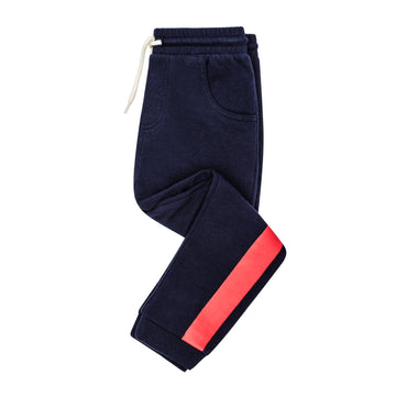 """Drift Day"" Navy Jogger"