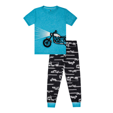 """Motorcycle"" PJ Set"