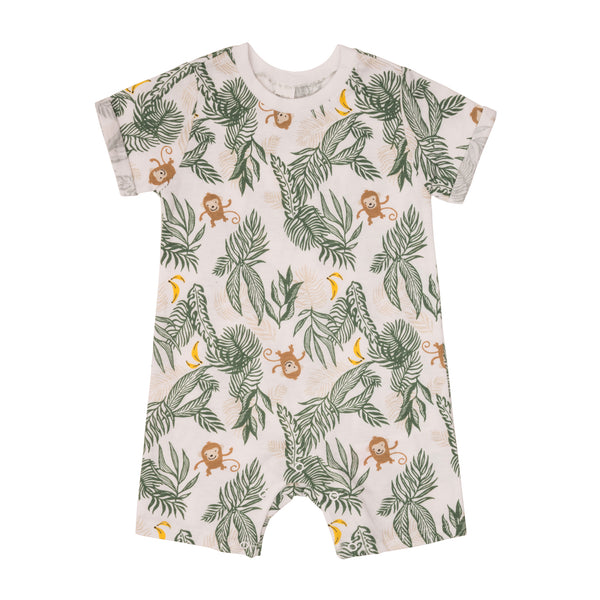 """Monkey"" Rompers (3 Pack)"