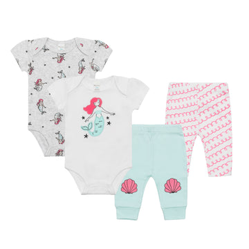 "Mix & Match ""Mermaid"" Set (4Pc)"