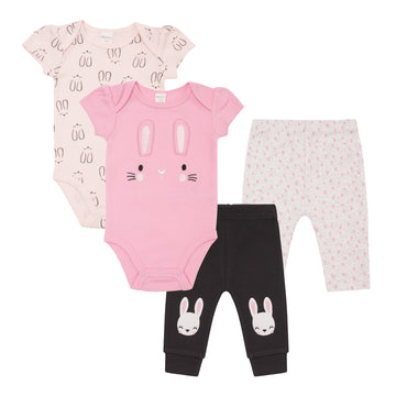 "Mix & Match ""Bunny"" Set (4Pc)"