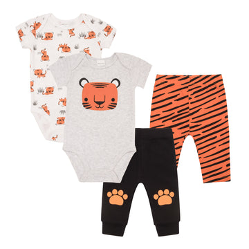 "Mix & Match ""Tiger"" Set (4Pc)"