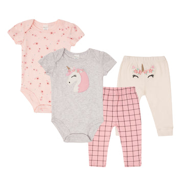 "Mix & Match ""Unicorn"" Set (4Pc)"