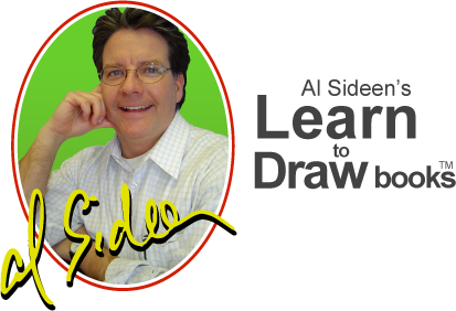 Al Sideen's Learn to Draw Books