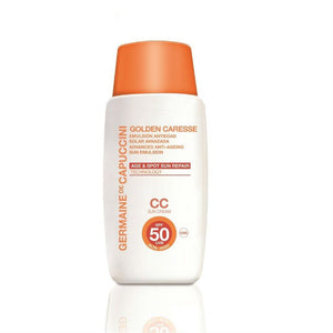 Sun CC Cream emulsion SPF 50